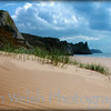 """Three Cliffs Bay""<br /> <br />     © Copyright Ken Welsh"