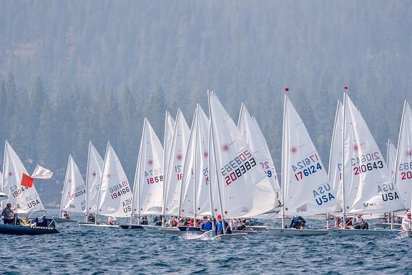 Laser Nationals 2017 - Lake Tahoe YC.