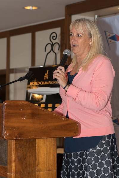 Susan Ruhne, Event Co-Chair.
