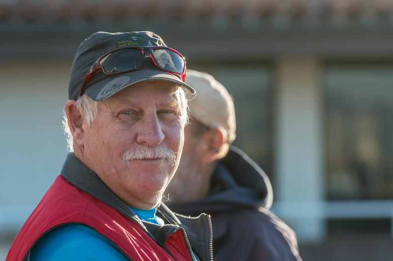 Ian McClelland, Principal Race Officer