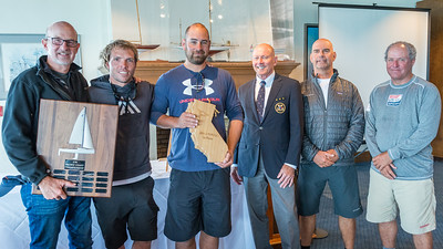 J/70 PCC Winners- Joel Ronning, Catapult from Wayzata Yacht Club