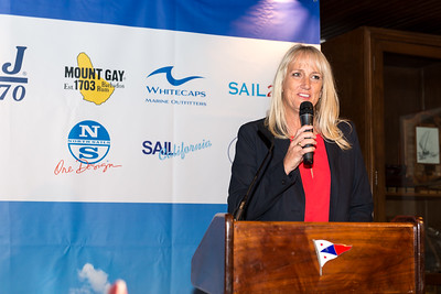 Susan Ruhne, J/70 Worlds Regatta Chair.