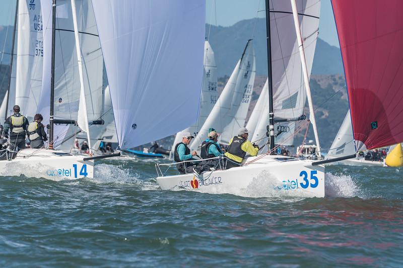 USA 353 - Robert Hughes - Heartbreaker, Yacht Racing