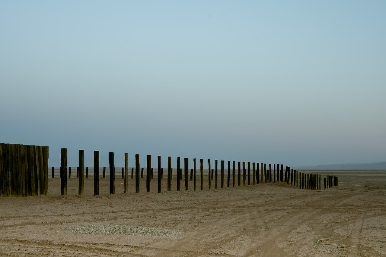 Along CA-111, near the Salton Sea