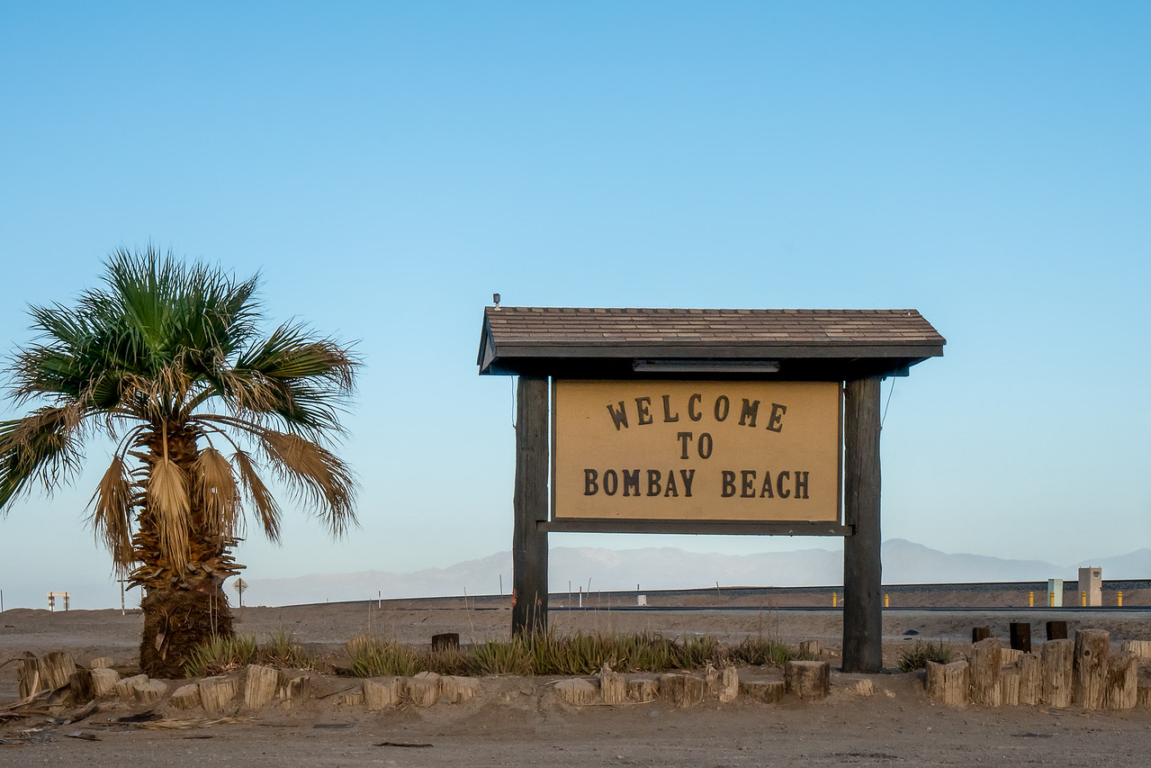 Welcome to Bombay Beach