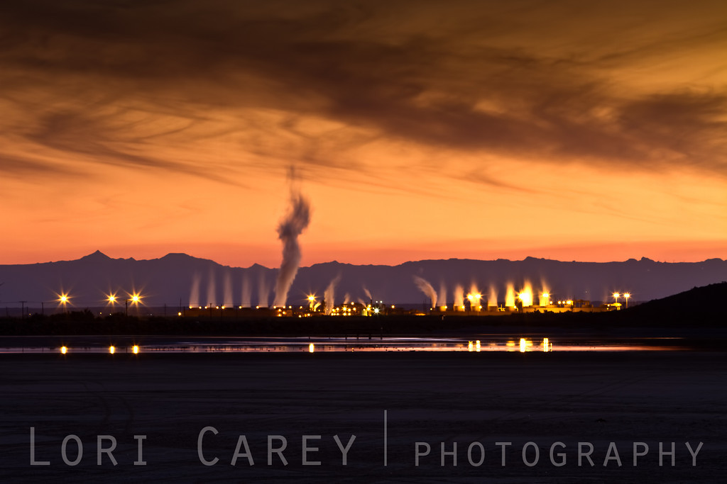 Salton Sea Geothermal Plant