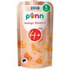 """Ekologiška mangų tyrelė """"Ponn"""", 100 g (4 mėn.)"""