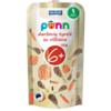 """Ekologiška daržovių tyrelė su vištiena """"Ponn"""", 110 g (6 mėn.)"""