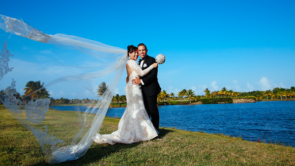 Nellymar & Héctor Same Day Wedding SlideShow