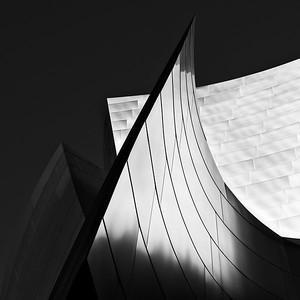 Disney Concert Hall, Study 3