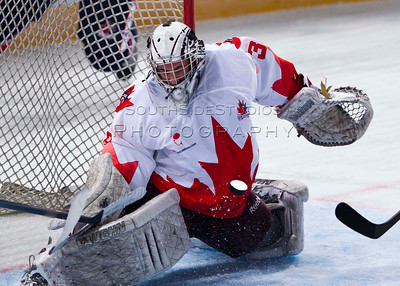 International Ice Hockey Canada v USA Allphones Arena Olympic Park NSW Australia 22 June 2013