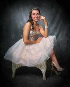 Sweet Sixteen Portrait