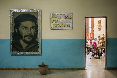 Havana School Hallway
