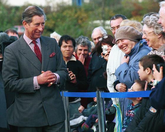 Prince Charles @ Nat Glass Ctre