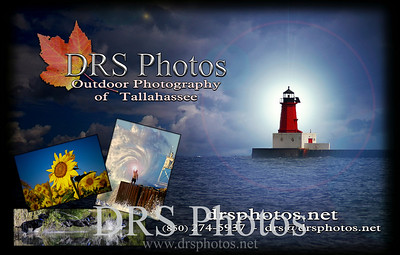 DRS Photos Banner for art shows.
