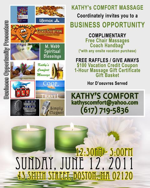 20110603 Kathy's Comfort