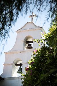 The Bells at Mission San Diego de Alcalá