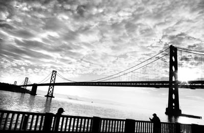 The Fisherman and the Bridge