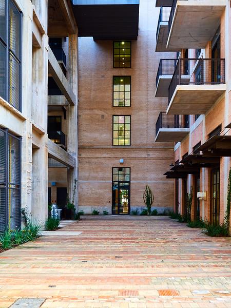 Industrial Texture, Pearl District - San Antonio, Texas