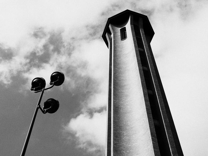 Murchison Tower, Trinity University - San Antonio, Texas