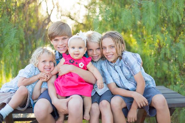 Faulkner Family Portraits