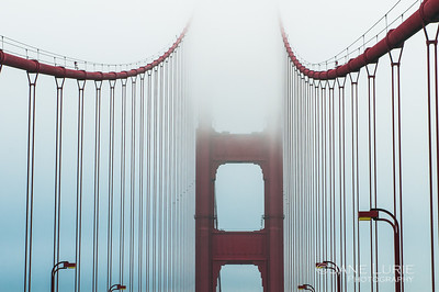 Crossing and Fog, Golden Gate