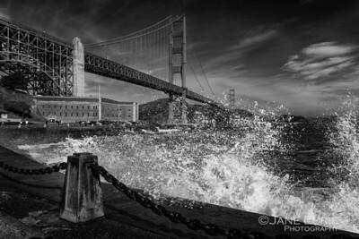 High Surf, Golden Gate