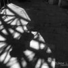 Fort Point Courtyard Shadows