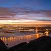 And a new day may begin - San Francisco Bay, CA