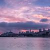 Pink View - Aquatic Park, San Francisco, CA