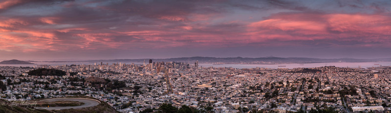 In love with the city - San Francisco, CA