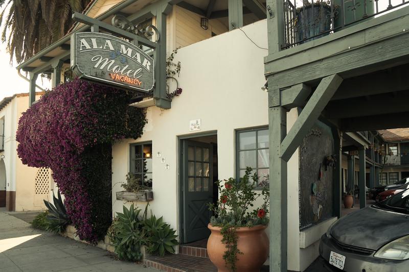 Ala Mar Motel, Santa Barbara