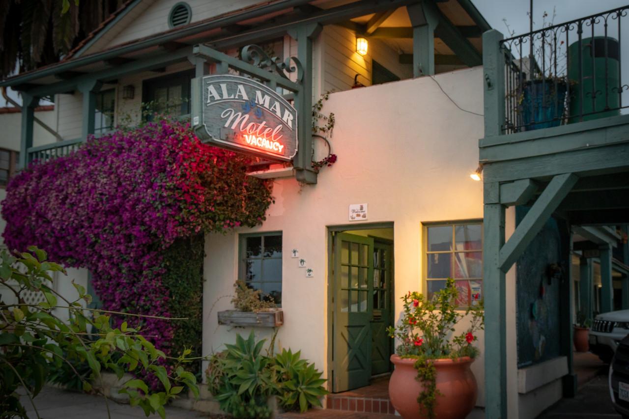 Ala Mar Motel in Santa Barbara