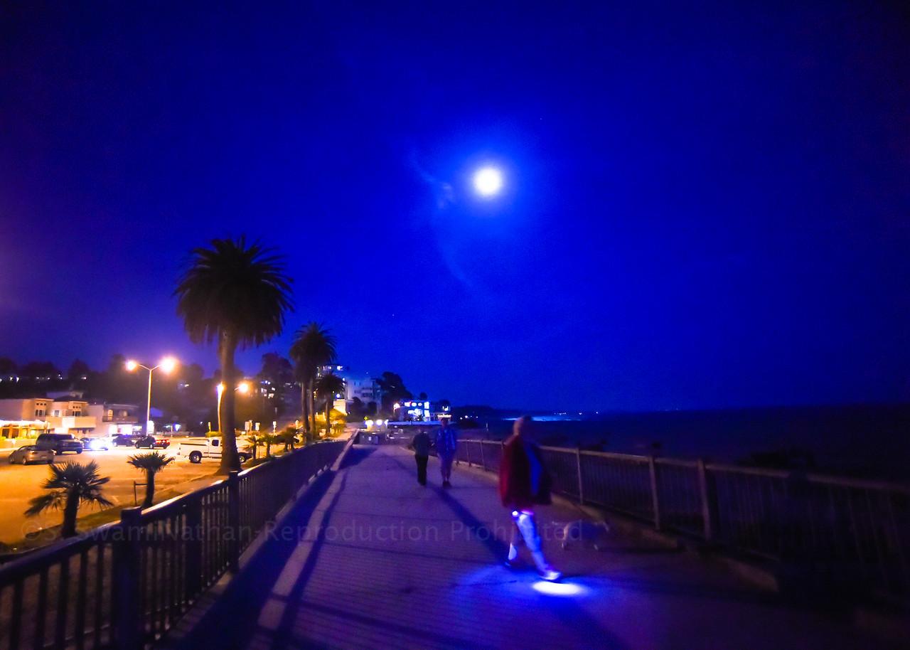 Rio Del Mar Night Walk