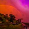 Seacliff Beach Rainbow