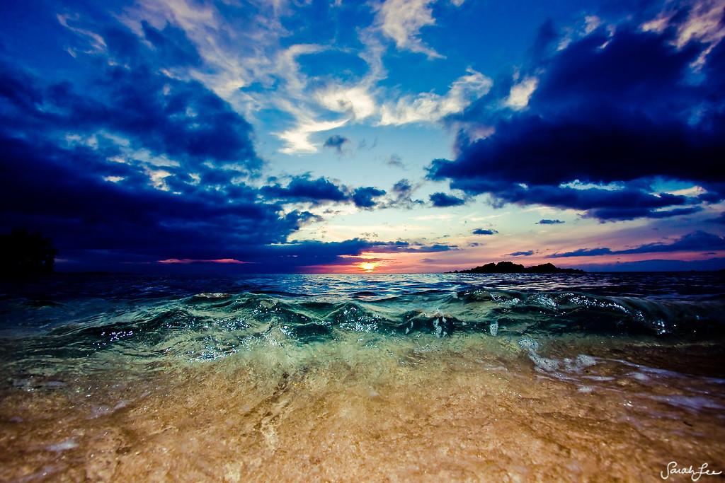 waialea sunset