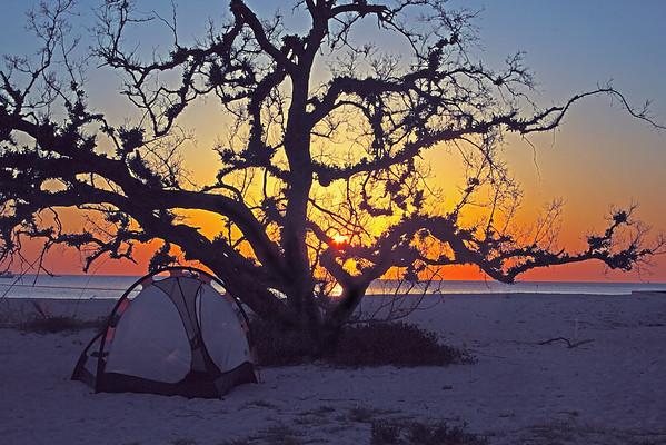 Dry Tortugas Sunset