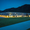 United States Air Force Academy in the Blue Hour #4
