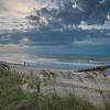 The beach at Pawleys Island, SC at dawn #2