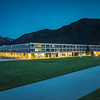 United States Air Force Academy in the Blue Hour #3