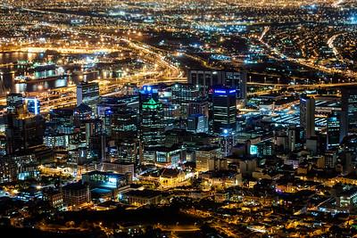 Cape Town CBD skyline II