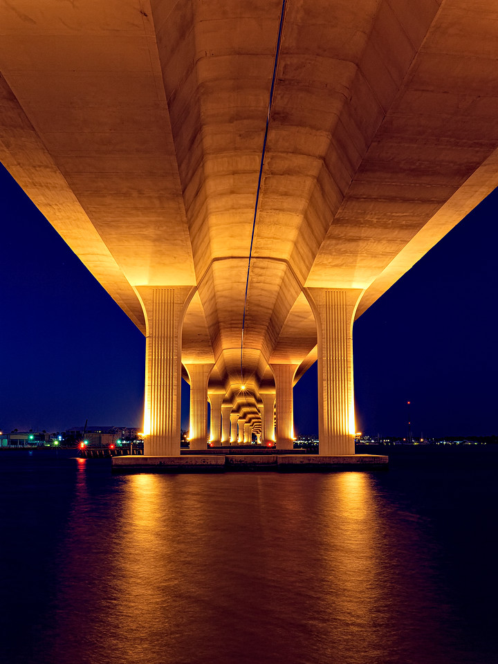 Roosevelt Bridge - Stuart - Florida