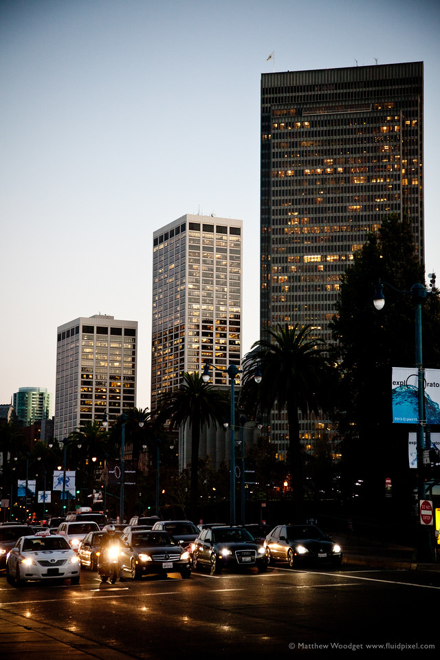 San Fransisco @ Sunset