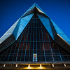 United States Air Force Academy Cadet Chapel in the Blue Hour # 1