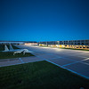 United States Air Force Academy in the Blue Hour #2