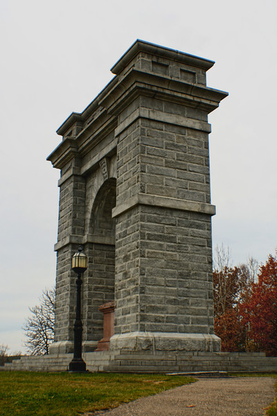 Memorial Arch of Tilton<br /> Northfield, NH