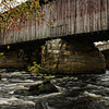 Railroad Covered Bridge,<br /> Hopkinton, NH