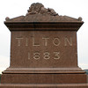 Memorial Arch of Tilton, Sarcophagus<br /> Northfield, NH