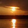 Gilford Beach Sunset