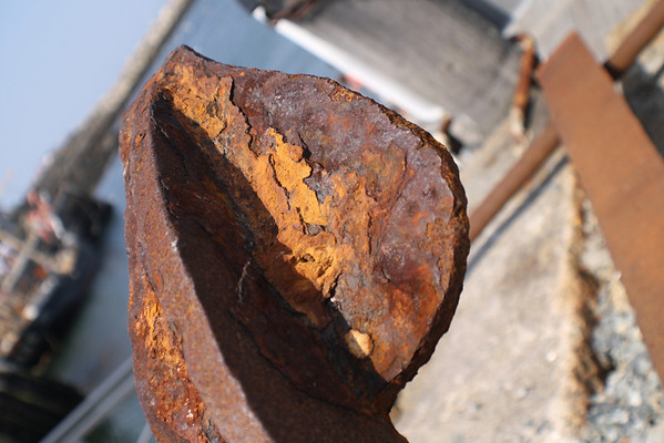 Rusty Anchor<br /> Rockport, Ma